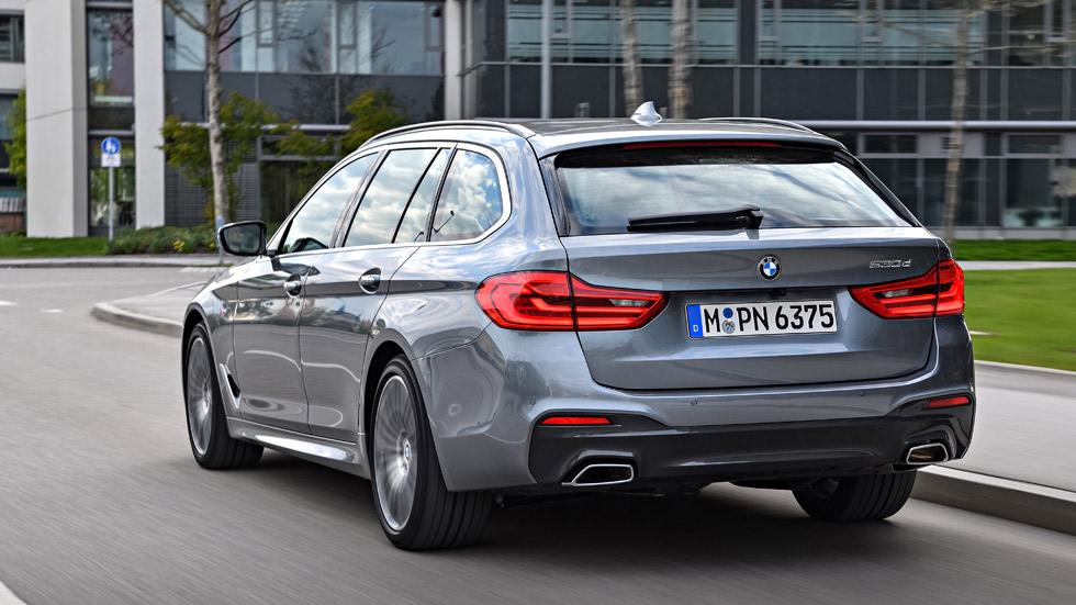 BMW Serie 5 Touring 2017: prueba y precios
