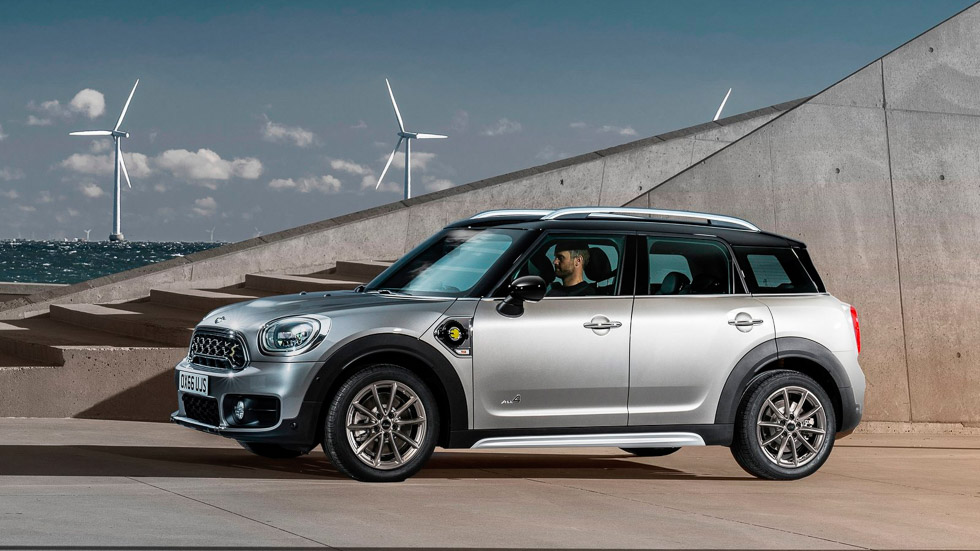 Mini Countryman Plug-in Hybrid: un SUV muy eficiente