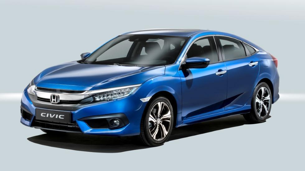 Honda Civic Sedan 2017: datos, fotos y precios
