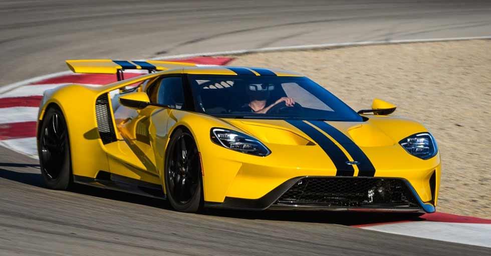 Ford GT 2017: probamos el nuevo superdeportivo americano