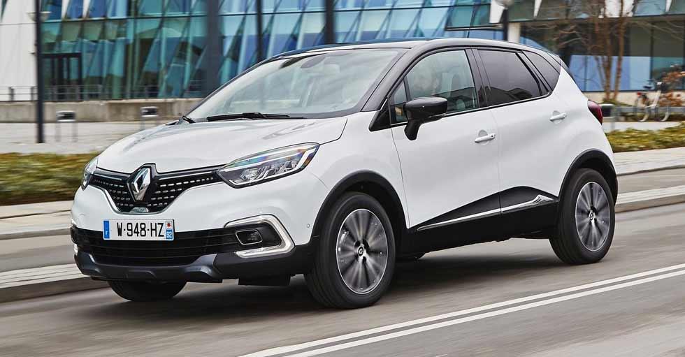 Renault Captur 2017: todos los datos y fotos