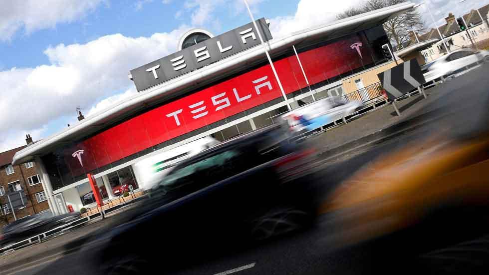 Tesla abrirá este mes en Barcelona su primera tienda