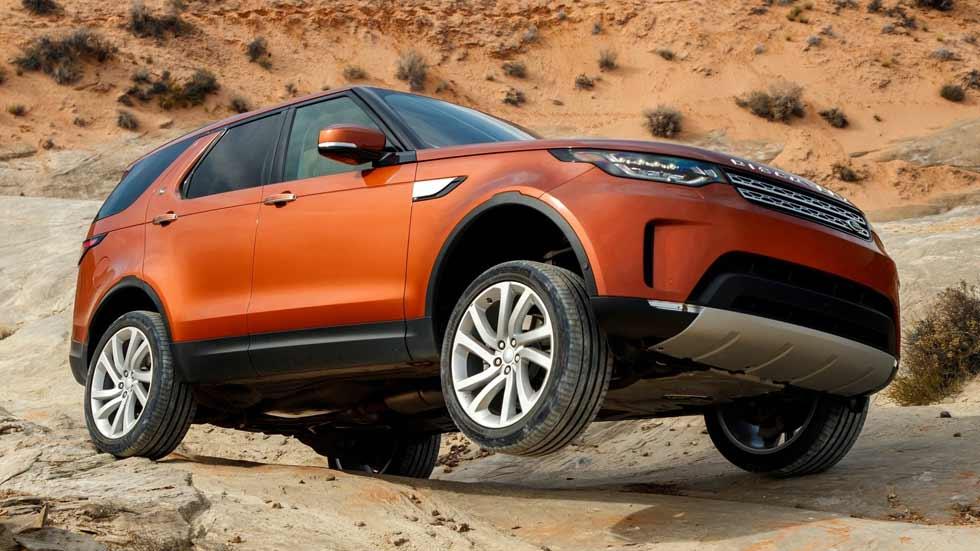 Land Rover Discovery: probamos el nuevo SUV en el Río Colorado