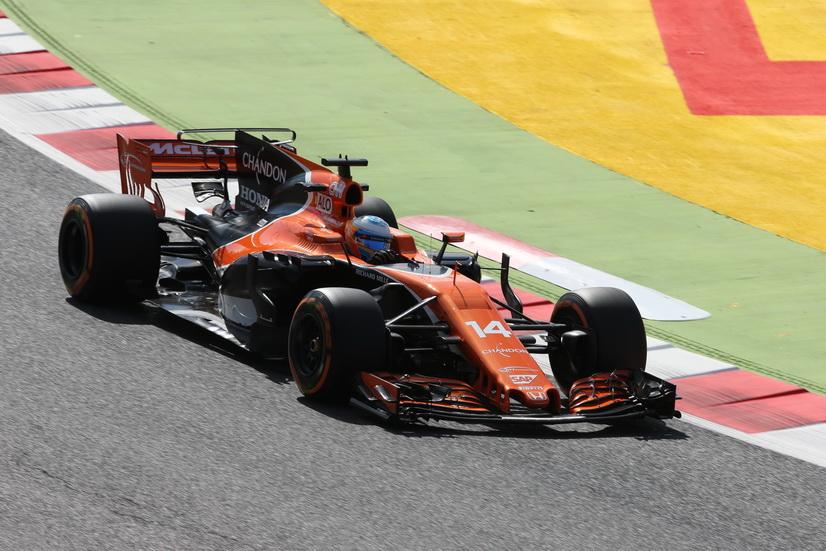 GP de España de F1: Alonso disputa la FP2 con nuevo motor
