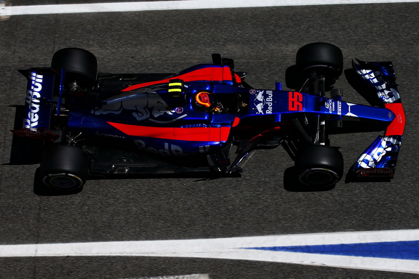 GP de España de F1: Sainz fue décimo el primer día de entrenamientos