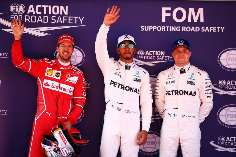 GP de España de F1: Pole para Hamilton y Alonso séptimo