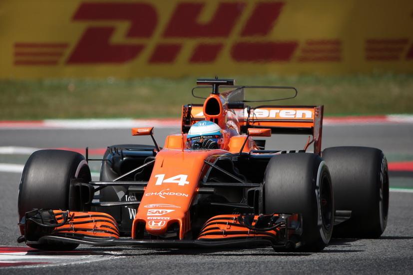 GP de España de F1: Alonso consiguió la séptima posición en calificación