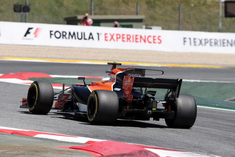 GP de España de F1: Alonso termina fuera de los puntos