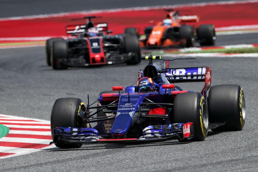 GP de España de F1: Sainz en los puntos