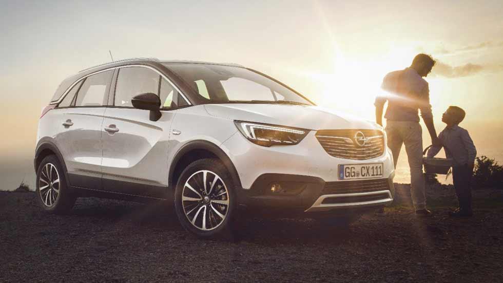 Opel Crossland X: todos los precios para España