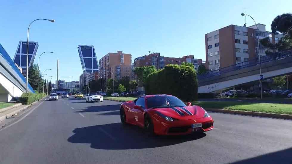 El Ferrari LaFerrari Aperta, de tour por España (vídeo)