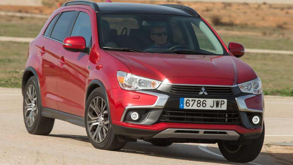 Mitsubishi ASX 220 DI-D 4WD: prueba de 5.000 km al SUV nipón