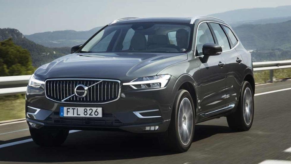 Volvo XC60: ¡probamos un nuevo SUV con todo lo mejor del XC90!