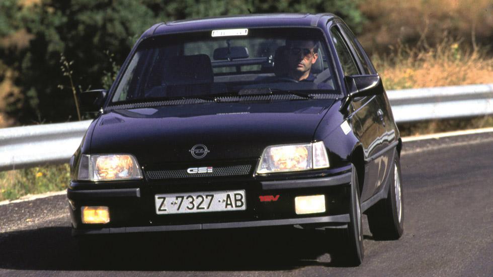 Coches para el recuerdo: Opel Kadett GSI 16v (prueba original)