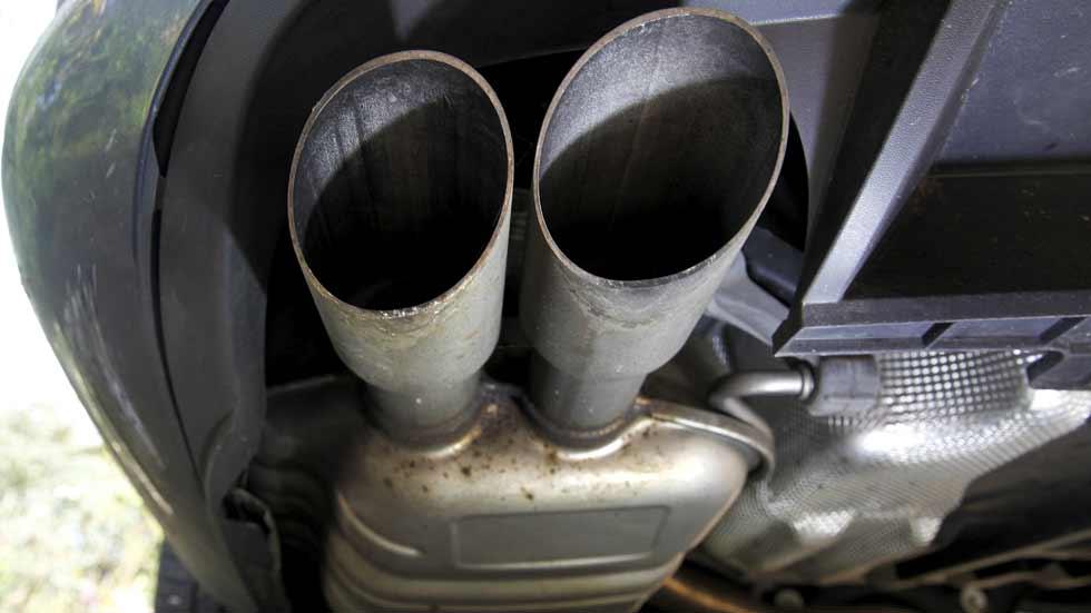 Sólo 15 coches Diesel respetan la calidad del aire en conducción real