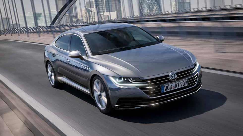 Nuevo Volkswagen Arteon: todos los precios para España
