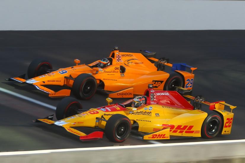 500 Millas de Indianápolis: fantástico cuarto puesto para Fernando Alonso