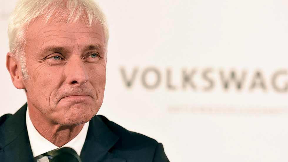 La justicia alemana investigará al presidente de Volkswagen