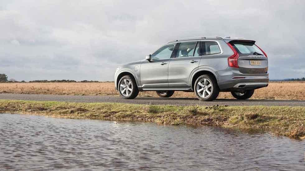 Volvo no invertirá más en motores Diesel