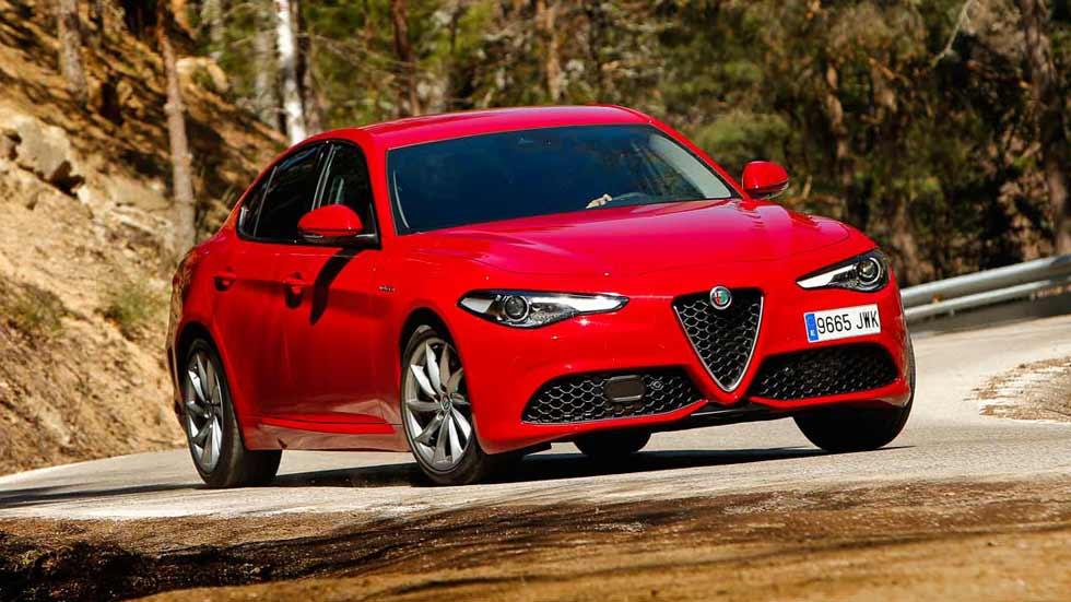 Alfa Romeo Giulia 2.0 T Q4 Veloce, a prueba uno de los coches de moda