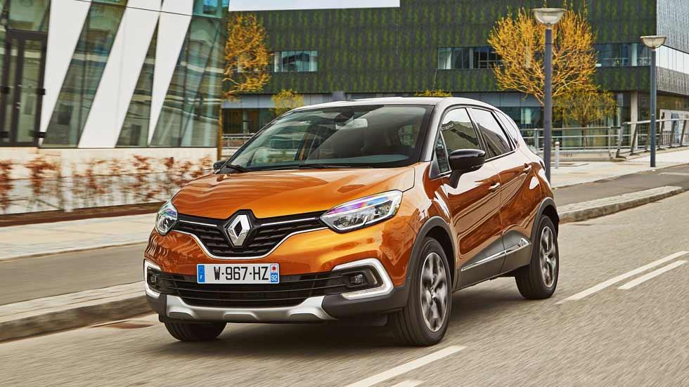 Probamos el Renault Captur 2017, un SUV mejorado y más conectado