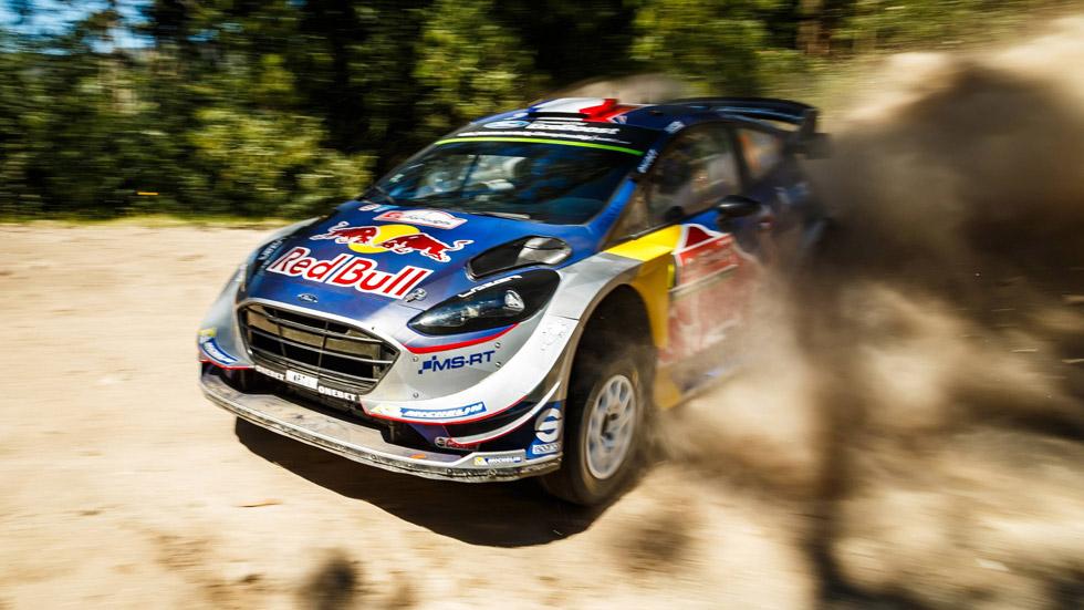 Rally de Portugal 2017 (sábado): Ogier apunta la victoria y Sordo al podium