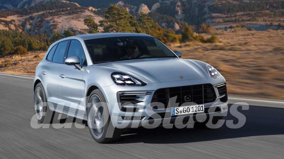 El nuevo SUV Porsche Cayenne se hará realidad en 2018