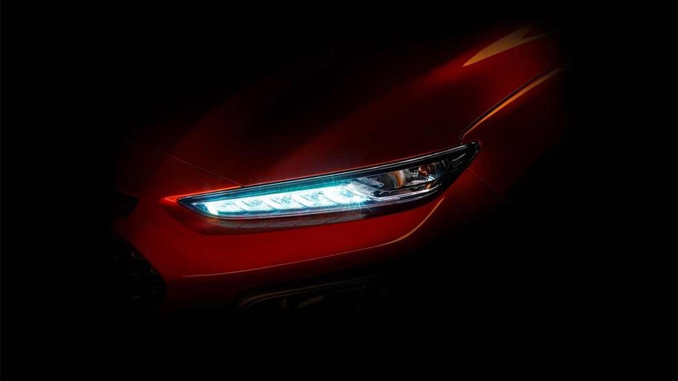Hyundai Kona, ¿cambiará la marca el nombre de su nuevo SUV?