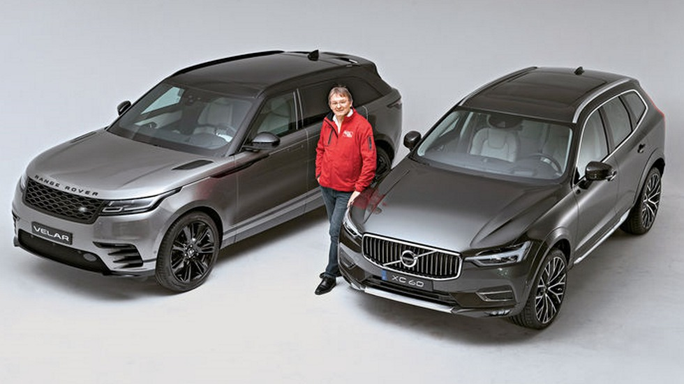 Range Rover Velar vs Volvo XC60: ¡duelo de nuevos SUV!