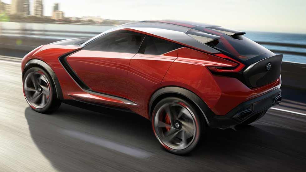 Nissan Vmotion 3.0: luz verde al SUV cien por cien eléctrico