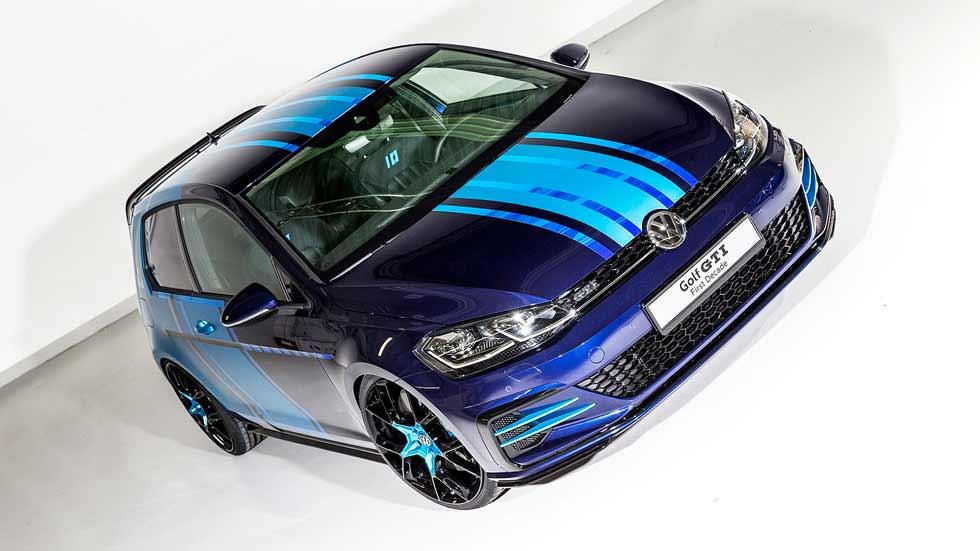 VW Golf GTI First Decade: el Golf más potente con más de 400 CV