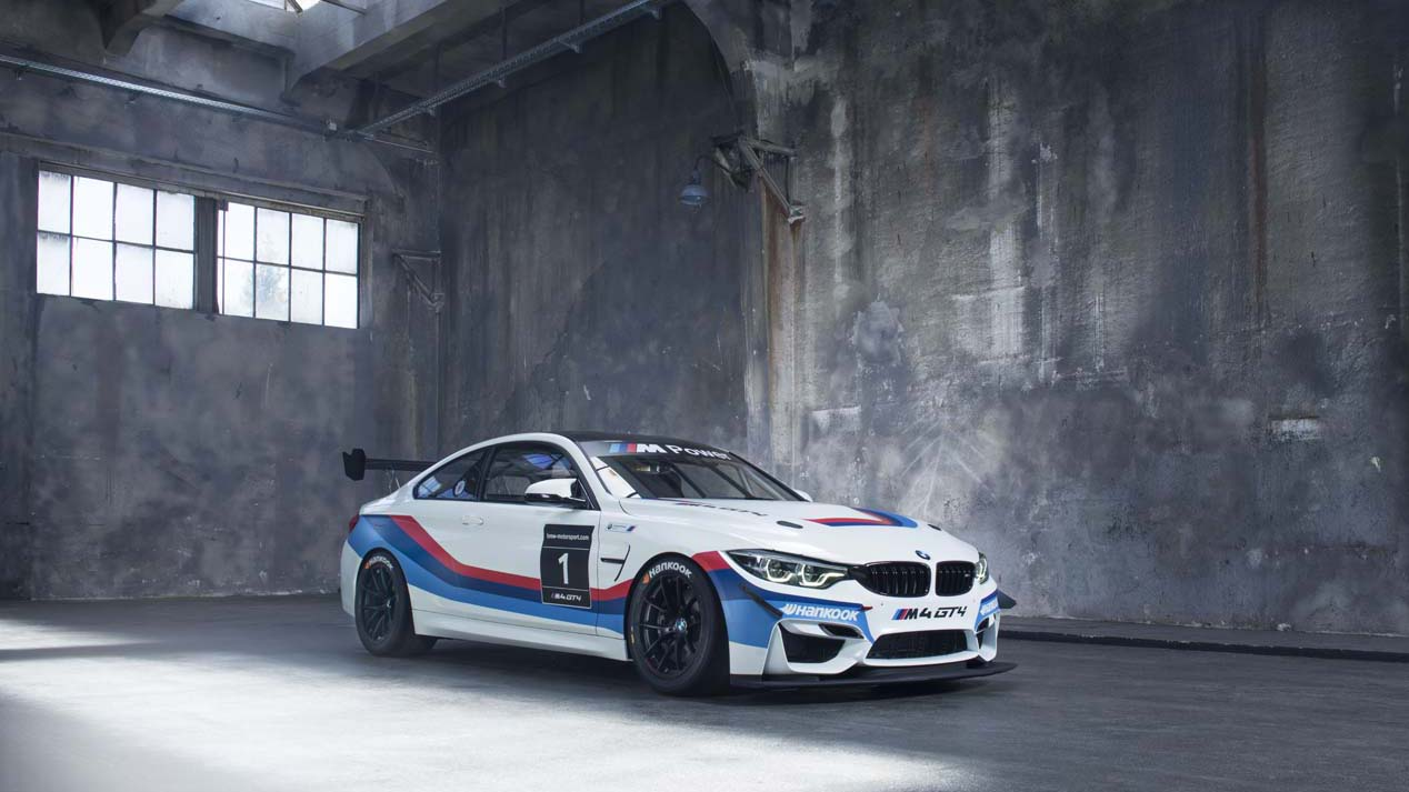 Así se pone a punto el nuevo BMW M4 GT4 (vídeo)