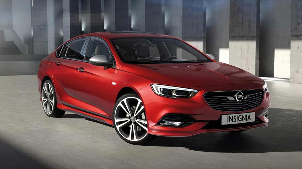 Opel Insignia Exclusive: el nuevo Insignia, como tú quieras