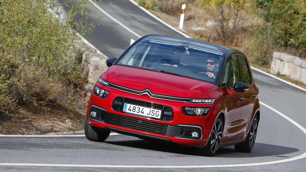 Citroën C4 Picasso 1.6 BlueHDI EAT6: a prueba un coche familiar ejemplar