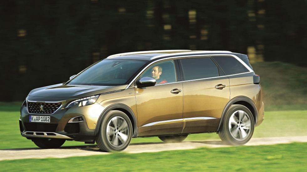 Peugeot 5008: el súper 3008, en 10+1 claves (datos reales)