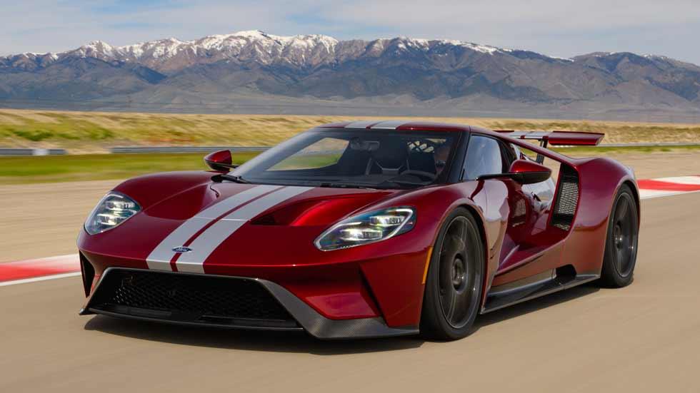 Ford GT: el coche que no podrás comprar aunque te sobre el dinero...