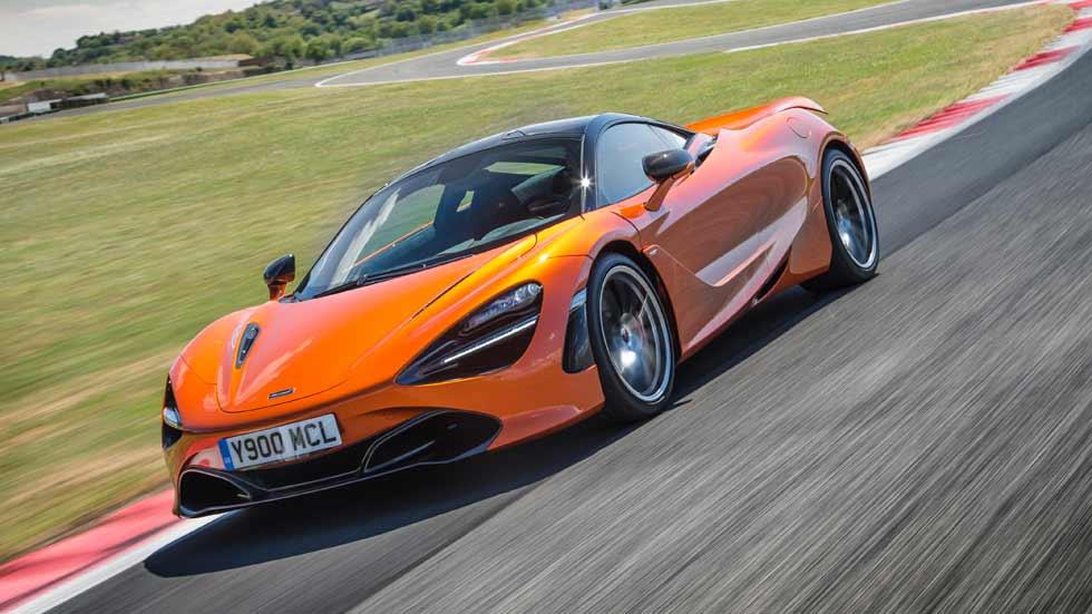 Prueba al McLaren 720S Coupé: un deportivo sin límites