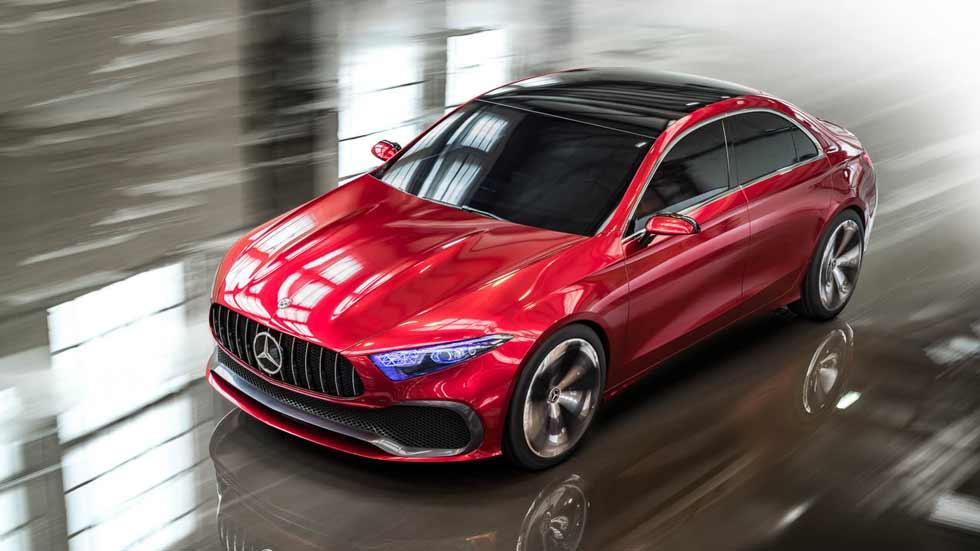 El futuro Mercedes Clase A con motores 1.2 y 1.4 de gasolina
