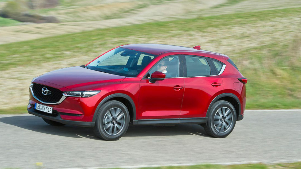 Mazda CX-5 2017: precios y claves del nuevo SUV (vídeo)