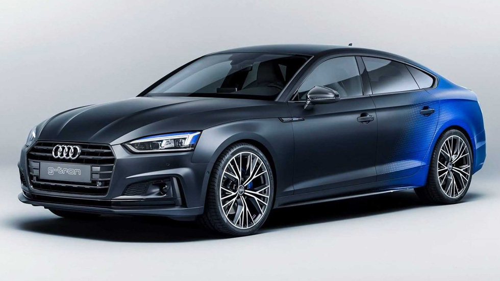 Audi A5 G-Tron, VW up! GTI y Golf GTE Performance, en Wörthersee