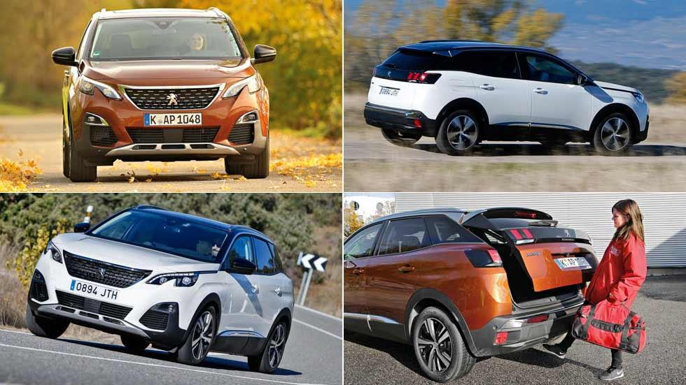 ¿Te gusta el SUV Peugeot 3008? Las mejores versiones para comprar