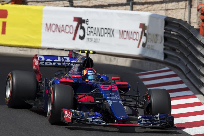 GP de Mónaco de F1: quinto mejor tiempo para Sainz por la tarde