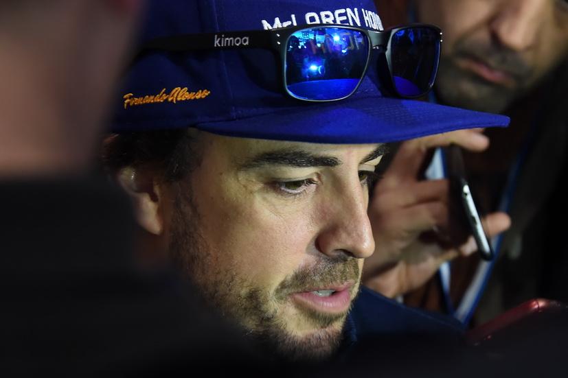 500 Millas de Indianápolis: Alonso habla del día de la carrera