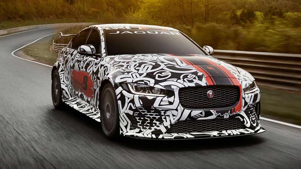Jaguar XE SV Project 8: el Jaguar más extremo de la historia
