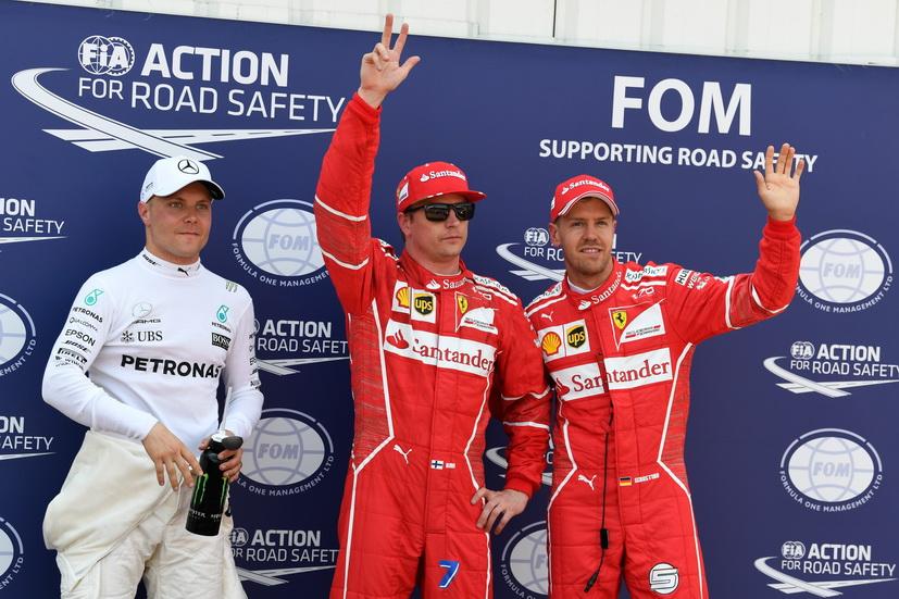 GP de Mónaco de F1: Pole para el Ferrari de Kimi Raikkonen