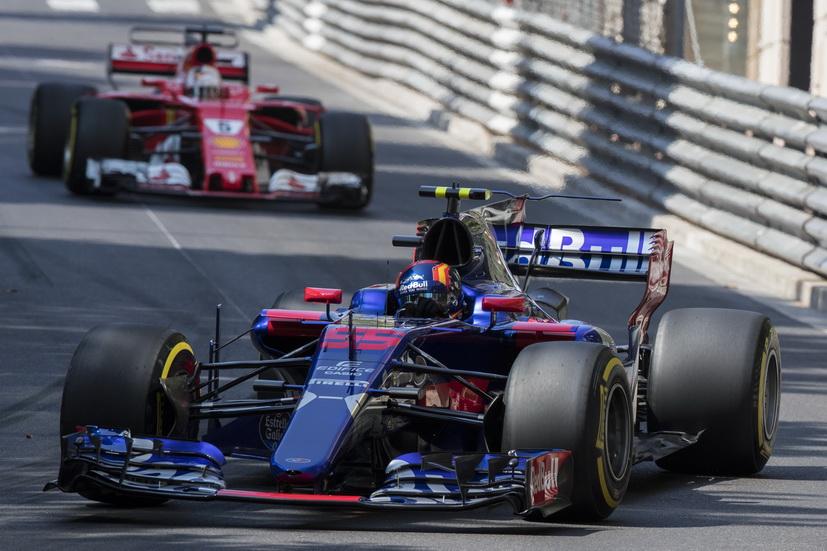 GP de Mónaco de F1: Sainz saldrá sexto en Mónaco