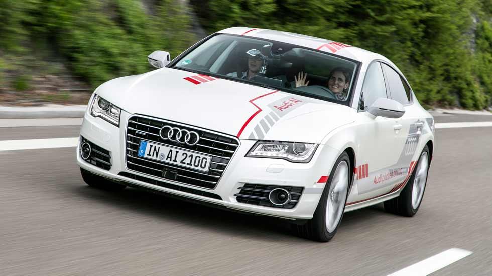 Audi lanzará un coche autónomo en 2021: nosotros ya nos subimos (vídeo)