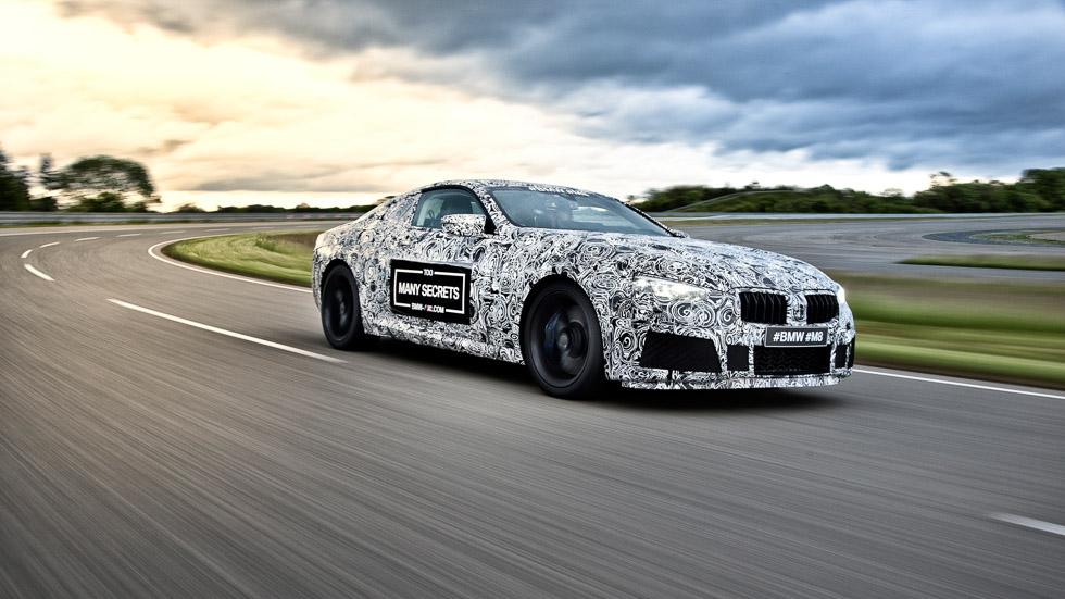 BMW M8: ¿el BMW más potente de todos?