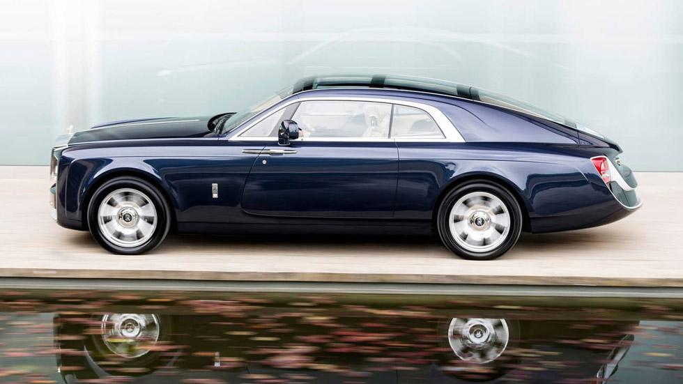 Rolls-Royce Sweptail, el coche de los 11 millones de euros