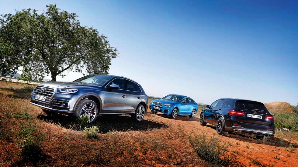 Revista Autopista 3.010: los SUV más deportivos del momento